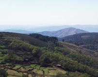 Through Portugal. I