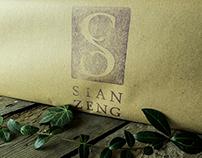 Sian Zeng | Branding