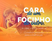 Dia dos Pais - Flor de Alecrim 2018