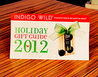 Indigo Wild Gift Guide 2012 (Direct Mail)