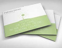 """Brochure """"Patrizia Veroni"""""""