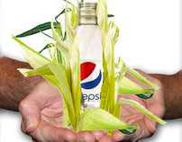 Pepsi 100% All Natural Campaign