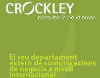 Brochure empresarial - Diseño editorial