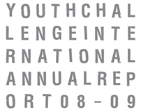 Youth Challenge International Annual Report