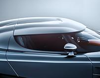 Koenigsegg Agera R - 4K Studio CGI