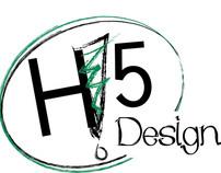 Hi5 Design Branding