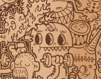 Moleskin Cover | Artist Series