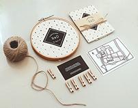 wedding invitation : rizka//dimas