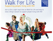 Walk For Life 2012, Charity Community Event