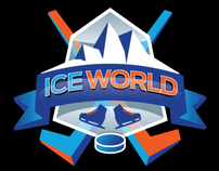 Ice World - Logo Pista de Hielo