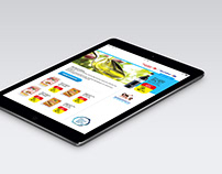 Carrefour digital campaigns web app