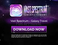 Music Production for the app Vast Spectrum