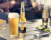 Corona Extra summer