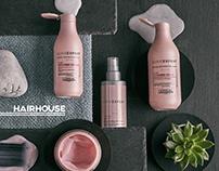 Instagram stories for beauty salon HAIRHOUSE