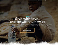 Nonprofit Template for Elevation