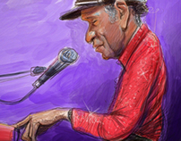 Chuck Berry in memory