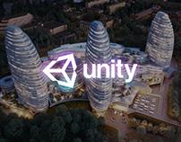 AR app for residential complex