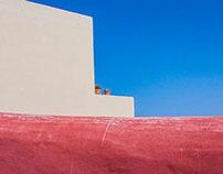 Simple Santorini