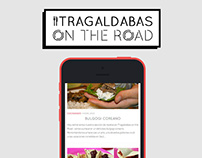 TRAGALDABAS ON THE ROAD // Identity & Wordpress