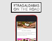 TRAGALDABAS ON THE ROAD // Identity & Wordpress