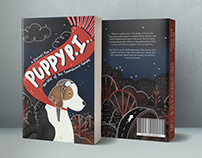 Puppy P.I. - Daniel Fox Book Cover Project