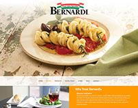 Italian Foods UI