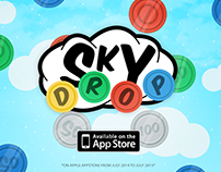 SkyDrop™ iOS Mobile Game Design & Development