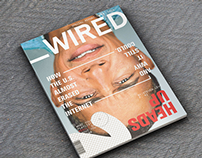 WIRED redesign WIP.