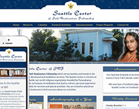 Self-Realization Fellowship Seattle Center Website