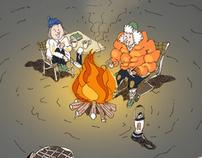 2012 1/4 Illustrations
