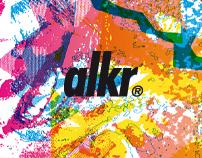 alkr - brand design