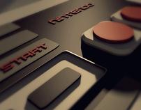 NES: Game Controller