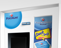 Polenguinho Pocket Sales Kit