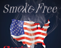 Smoke Free Magazine Layout (School Project)