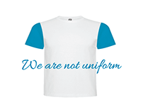 We are not uniform