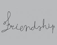 Friendship Poster.