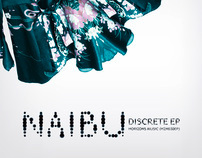 Naibu - Discrete Ep (HZN038EP)