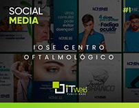 Social Media | IOSE - Centro Oftalmológico #1