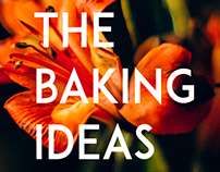 [ the Baking Ideas ]  Spring Freebie