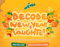 DECODE NEW YEAR LAUGHTER | DEMO MICROSITE