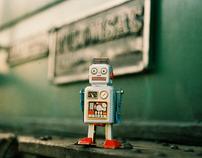 analog robot's
