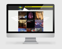 SET UP LIVE - Corporate Web site