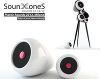 soundcones_wireless speakers_ merve aksoy-fabio caresi