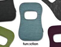 "funaction ""f.Cushion"""