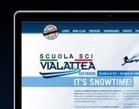 Scuola Sci Via Lattea - Web Site