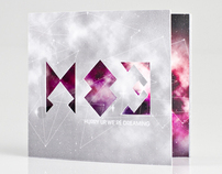 M83 CD cover – redesign