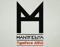 MANIFESTA Typeface