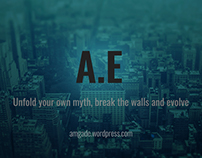 A.E Personal Wordpress Blog