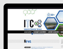 Industrie Chimiche Torinesi - Logo & Web Design
