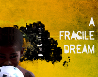 A FRAGILE DREAM // ARTWORK / COLLATERAL